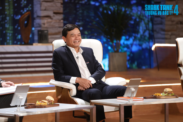 Shark Phú đầu tư3 tỷ đồng cho 30% cổ phần nhưng start-up từ chối.