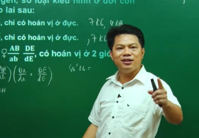 Thầy Phan Khắc Nghệ phủ nhận nội dung mình ôn luyện giống đề thi chính thức đến 80%.