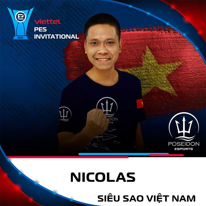 Nicolas (Quách Tuấn Đức) đã giành Huy Chương Bạc tại Asiad Zone North 2018.