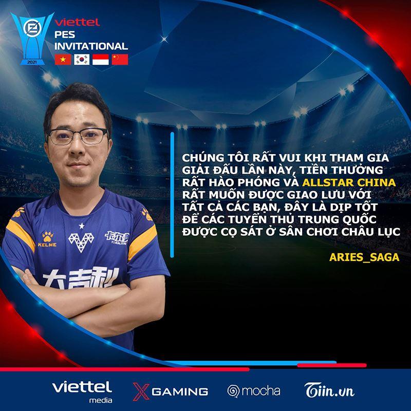 Mang đến Viettel PES Invitational những tuyển thủ mạnh nhất, các tuyển nước ngoài vẫn 'dè chừng' chủ nhà Việt Nam 1