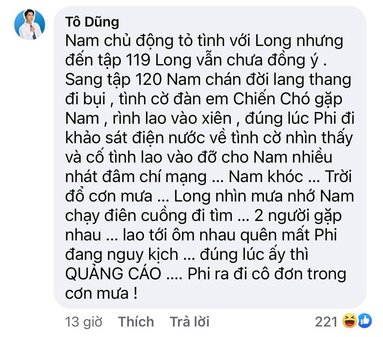 Các fan 'hết hồn' khi Mạnh Trường, Thu Quỳnh, Tô Dũngnói về diễn biến tiếp theo của 'Hương vị tình thân' 4