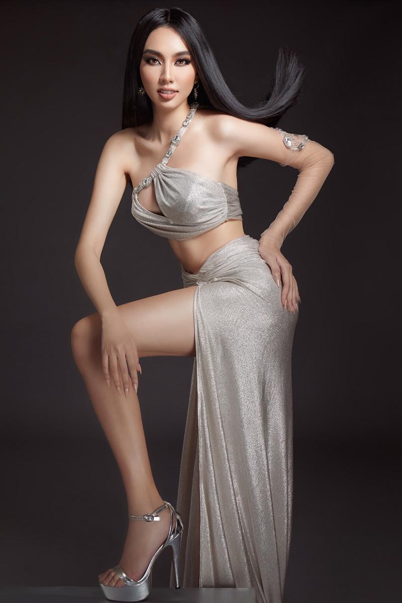 Miss Grand Việt Nam 2021 Nguyễn Thúc Thùy Tiên - Người đẹp mang tiếng 'xé giấy nợ' 1,5 tỷ là ai? 0