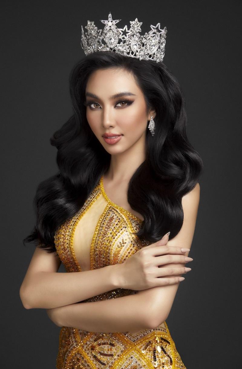Nguyễn Thúc Thùy Tiên được bổ nhiệm thành Miss Grand Vietnam 2021 để chuẩn bị lên đường chinh chiến quốc tế.
