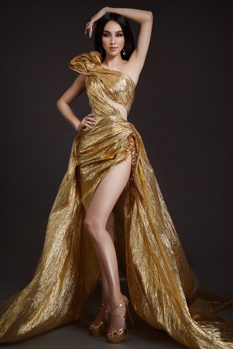 Miss Grand Việt Nam 2021 Nguyễn Thúc Thùy Tiên - Người đẹp mang tiếng 'xé giấy nợ' 1,5 tỷ là ai? 4
