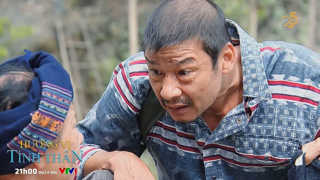 'Hương vị tình thân' trailer tập 35 (p2): Bật cười khi Long cõng Nam nhưng lại bị ngã sõng soài, Huy ghen với Thy và Phi 3