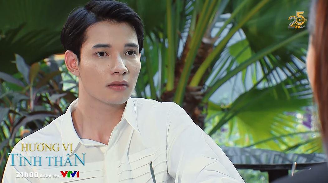 'Hương vị tình thân' trailer tập 37 (p2): Thy bàng hoàng chứng kiến Huy và 'trà xanh' khóa môi nhau 2