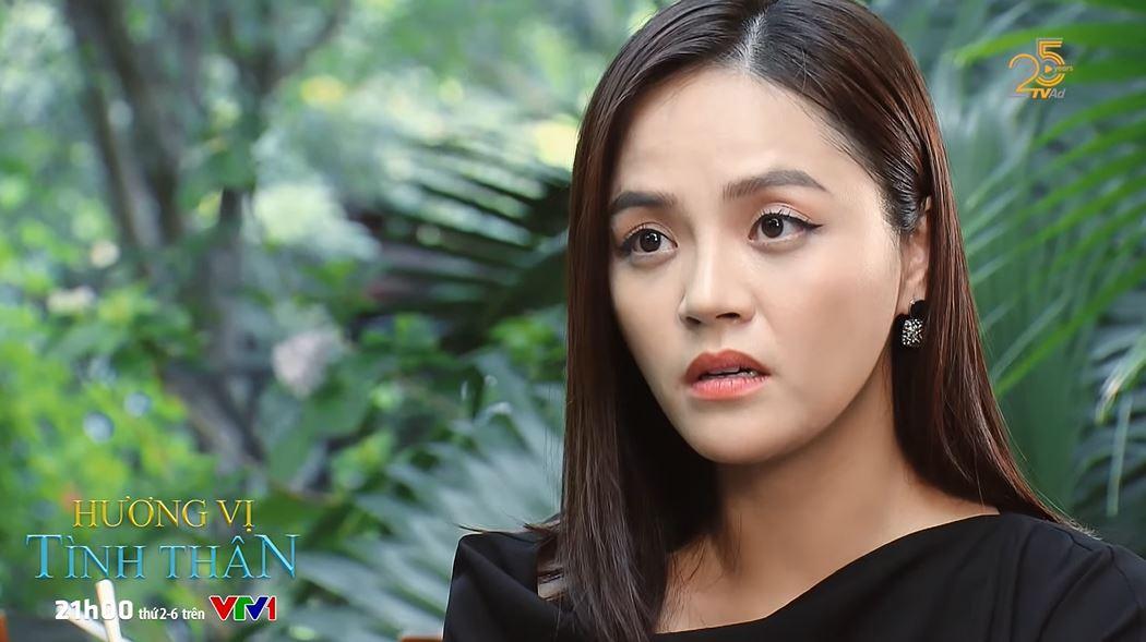 'Hương vị tình thân' trailer tập 37 (p2): Thy bàng hoàng chứng kiến Huy và 'trà xanh' khóa môi nhau 3