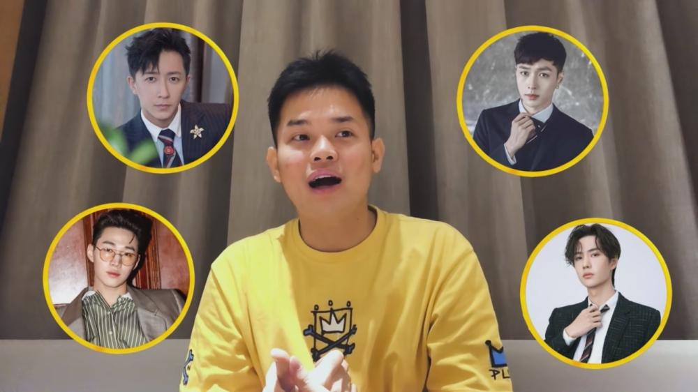 MT-POP chia sẻ về Vương Nhất Bác, Lay (Trương Nghệ Hưng), Henry và Hàn Canh
