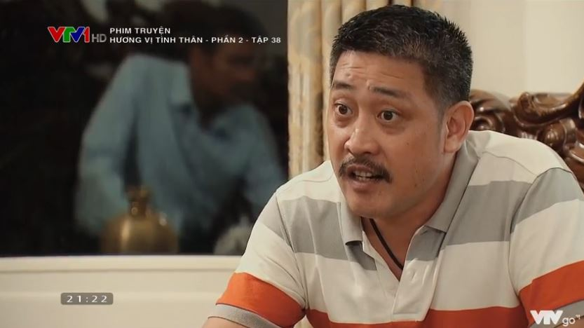 'Hương vị tình thân' tập 38 (p2): Ông Sinh rưng rưng khi nghe Long gọi là bố 14