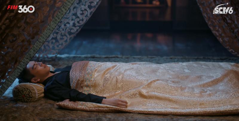 Bột vương bị Dao Cơ dùng thảo dược kích thích, gây ra phản ứng xấu tới cơ thể.