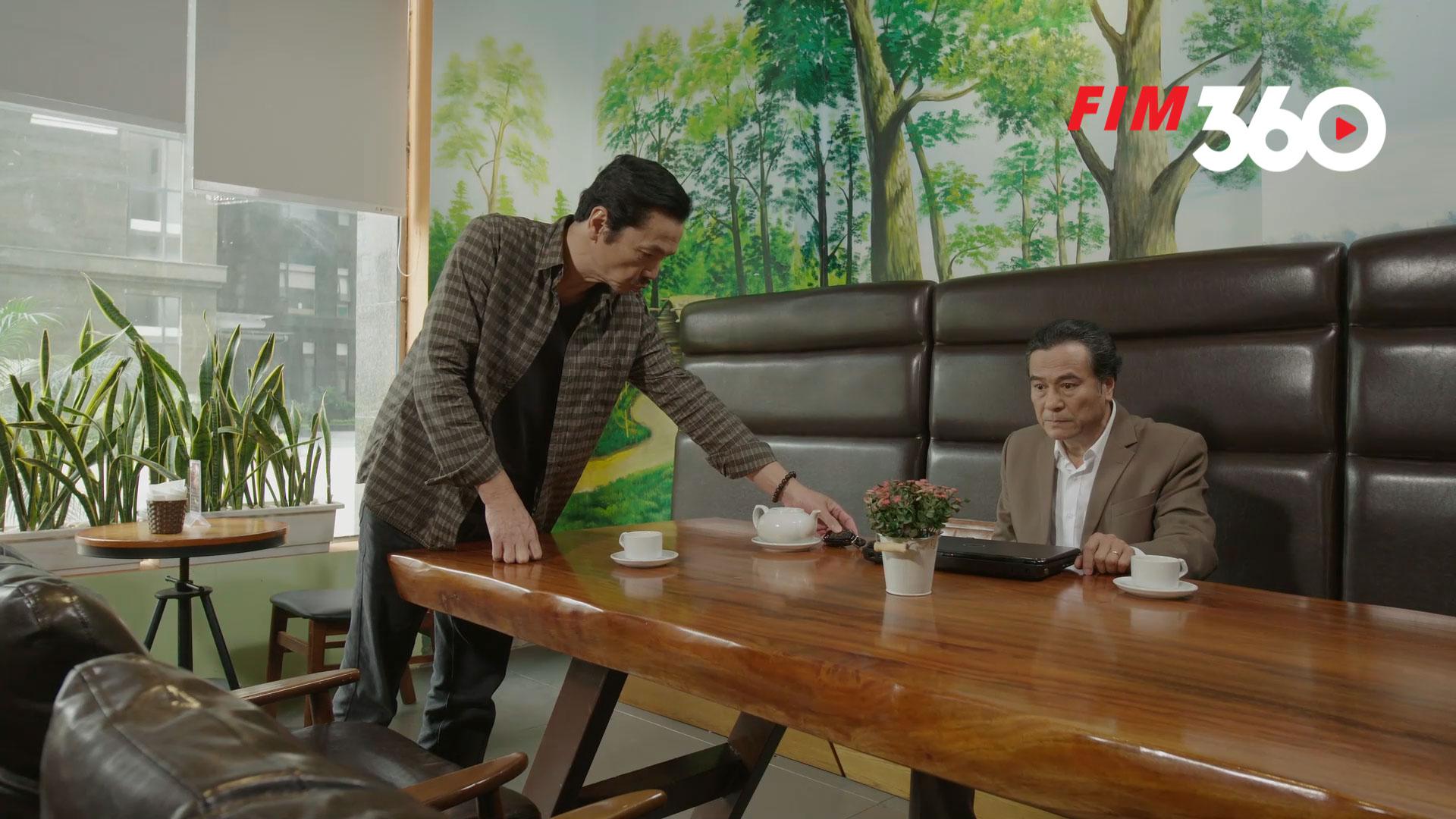 Ông Tôn 'lật bài ngửa', tuyên bố Huấn không thể cướp lấy Hà Vy trong tập 36 'Mặt nạ hạnh phúc' 2