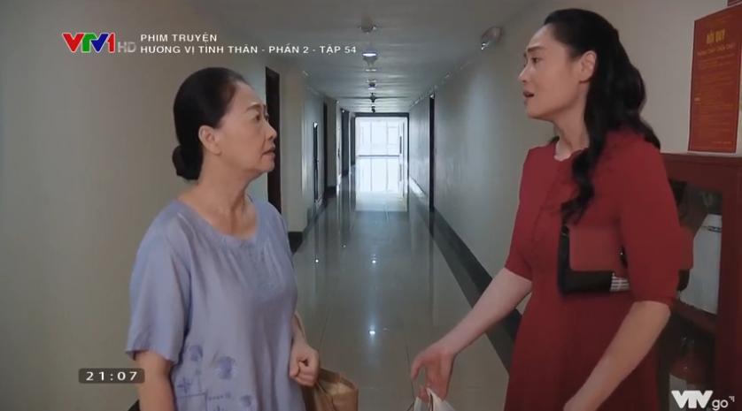 'Hương vị tình thân' tập 53 (p2): Đỉnh như mẹ chồng là bà Xuân, thấy Nam ở chật chội, dẫn ngay con dâu đi xem nhà 7