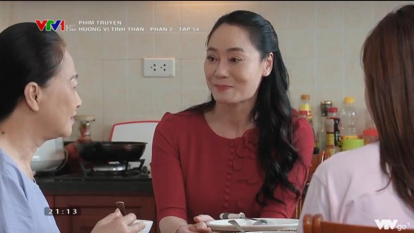 Bà Xuân ghi điểm mạnh với bà Dần.