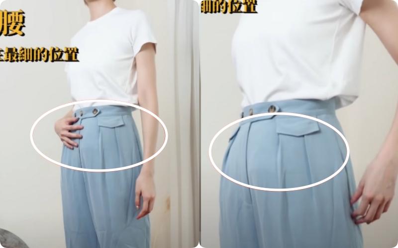 Với vòng bụng dưới kém thon gọn, thì bất kỳ kiểu dáng nào cũng dễ dàng tố lên nhược điểm vóc dáng của các chị em.