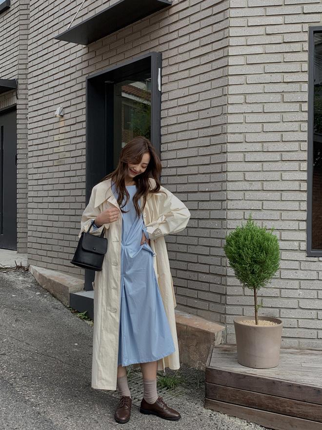 Lạnh thế này diện trench coat là 'perfect', nhưng không phải chị em nào cũng biết mix đồ cho thời thượng đâu nhé! 5