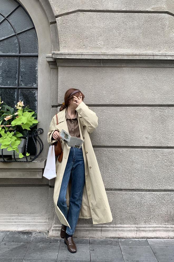 Lạnh thế này diện trench coat là 'perfect', nhưng không phải chị em nào cũng biết mix đồ cho thời thượng đâu nhé! 3