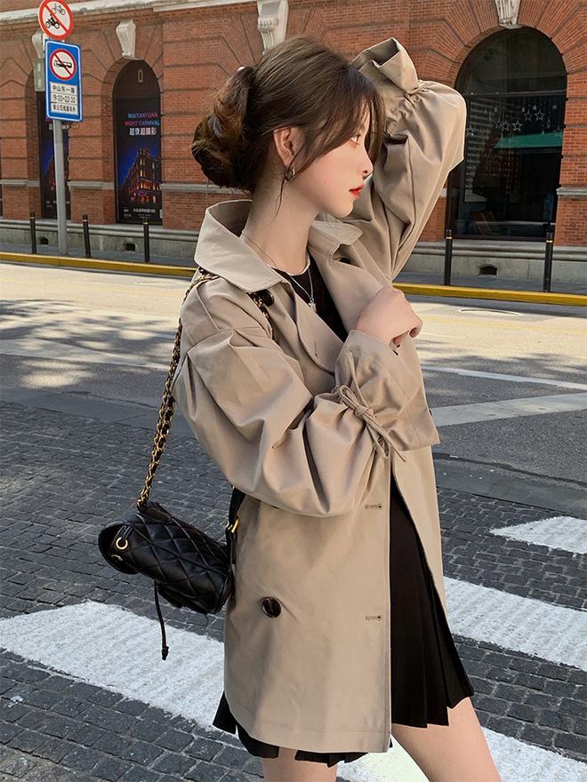 Lạnh thế này diện trench coat là 'perfect', nhưng không phải chị em nào cũng biết mix đồ cho thời thượng đâu nhé! 7