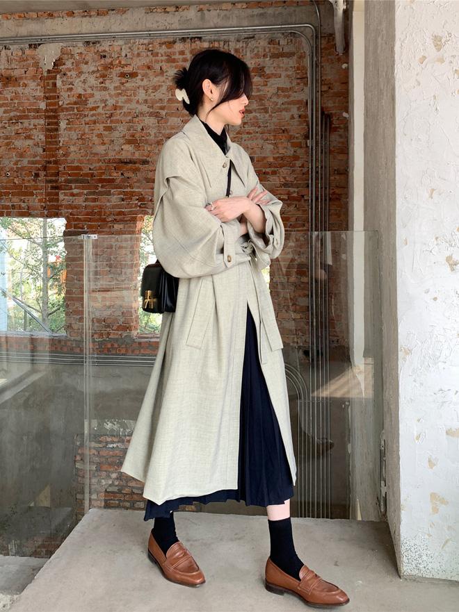 Lạnh thế này diện trench coat là 'perfect', nhưng không phải chị em nào cũng biết mix đồ cho thời thượng đâu nhé! 6