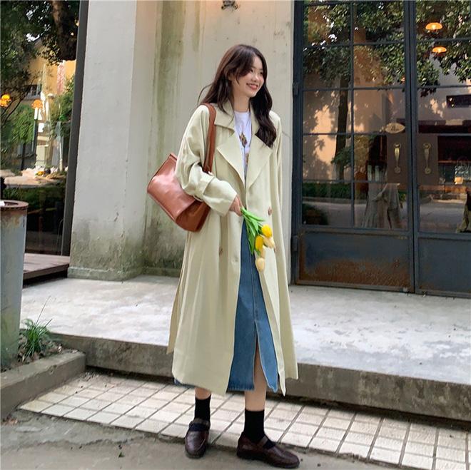Lạnh thế này diện trench coat là 'perfect', nhưng không phải chị em nào cũng biết mix đồ cho thời thượng đâu nhé! 14