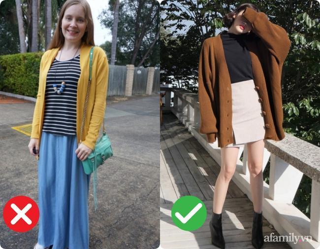 3 kiểu diện cardigan lập tức biến bạn thành thảm họa thời trang, kém sang không cứu nổi 2