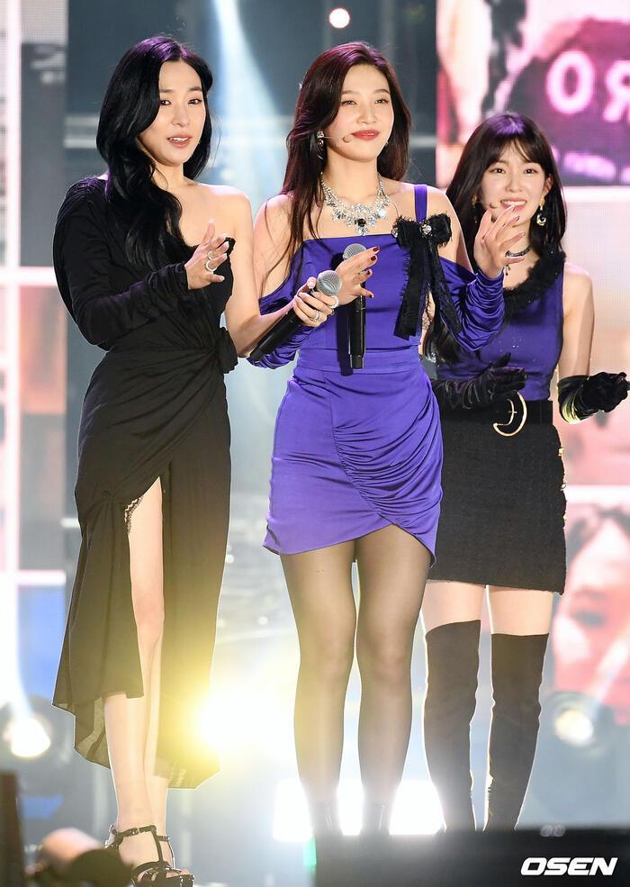 Kang Daniel, Tiffany (SNSD), Red Velvet rủ nhau đi 'trẩy hội' âm nhạc: Dập dìu tài tử giai nhân! 3