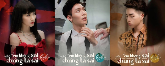 Không phải Hòa Minzy hay Đức Phúc, Hoa hậu Tiểu Vy mới chính là 'trùm cuối' trong MV comeback của Erik? 0