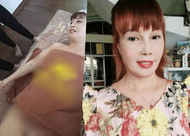 Cô dâu 63 tuổi để lộ vùng nhạy cảm khiến dân tình bất ngờ, tự tin khoe nhan sắc đã bớt 'méo mó' trong căn nhà mới 0