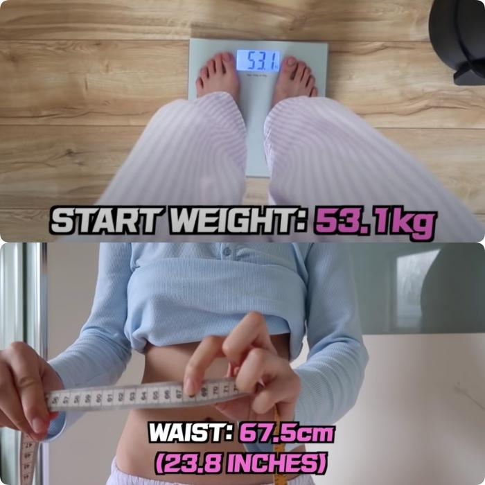 Ăn và tập theo chế độ của Jennie (Black Pink) trong 3 ngày: Cô nàng lộ rõ cơ bụng số 11 vòng eo giảm hẳn 3,5cm 3