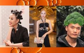 Loạt kiểu tóc 'hại đời', Hoàng Thùy, Hương Giang Idol chẳng bao giờ muốn nhìn lại