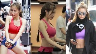 Chỉ cần để kiểu tóc này đến phòng gym đảm bảo quyến rũ ngời ngời như Elly Trần, Angela Phương Trinh
