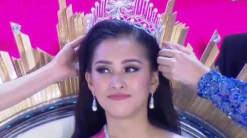 Trần Tiểu Vy xuất sắc đăng quang Hoa hậu Việt Nam 2018