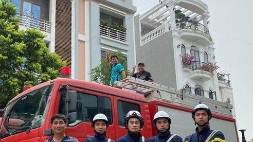 Phát sóng bộ phim tôn vinh lính cứu hỏa