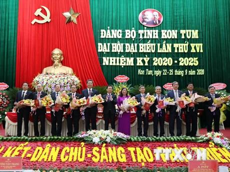 Tiến tới Đại hội XIII của Đảng: Đưa Kon Tum phát triển nhanh, bền vững