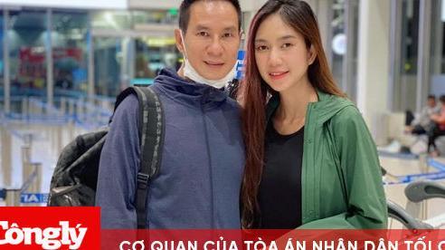 Vợ chồng Lý Hải - Minh Hà đến thăm và trao quà trực tiếp cho bà con miền Trung bị ảnh hưởng bởi bão lũ