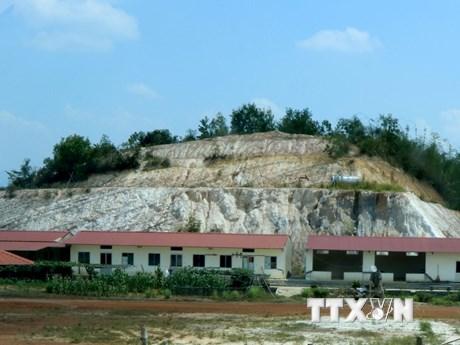Doanh nghiệp bị phạt 210 triệu đồng do chiếm đất rừng xây nhà xưởng
