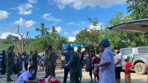 Vụ sạt lở ở xã Trà Leng: Cứu sống 33 người, nhân chứng kể lại phút thoát khỏi 'tử thần'