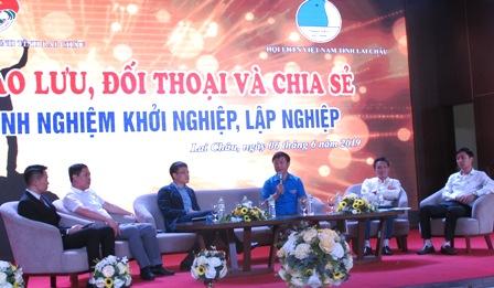 Diễn đàn Thanh niên khởi nghiệp năm 2020 có sự tham dự của 500 đại biểu