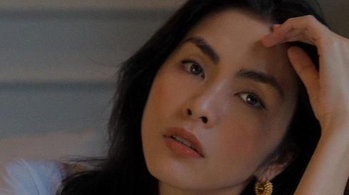 Tăng Thanh Hà khoe nhan sắc mặn mà tuổi 34 nhưng lại gây chú ý vì dòng chú thích tâm trạng