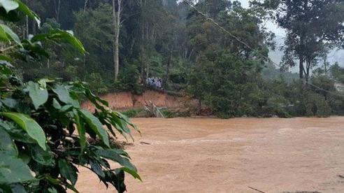 Thông tin mới nhất vụ 4 du khách bị lũ cuốn ở Lâm Đồng
