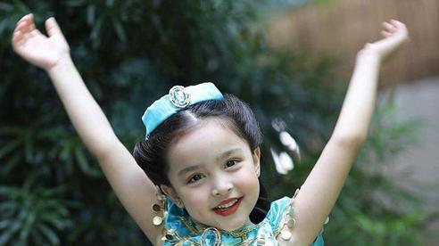 Ái nữ nhà 'mỹ nhân đẹp nhất Philippines' gây bão MXH khi tạo hình trước ống kính như người mẫu chuyên nghiệp dù mới 4 tuổi