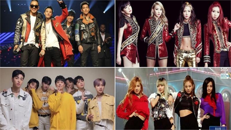 Soi phong cách các nhóm nhạc nhà YG để biết vì sao lần nào lên sân khấu họ cũng 'chất như nước cất'