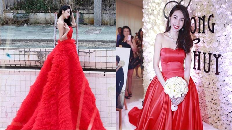 Ngắm lại 6 váy cưới gây xôn xao của Thủy Tiên: Bộ nặng như sắt, bộ gợi cảm tột độ và giá khủng