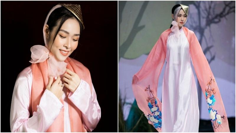 Diệp Bảo Ngọc làm vedette show mở màn tuần lễ thời trang Vietnam Junior Fashion Week