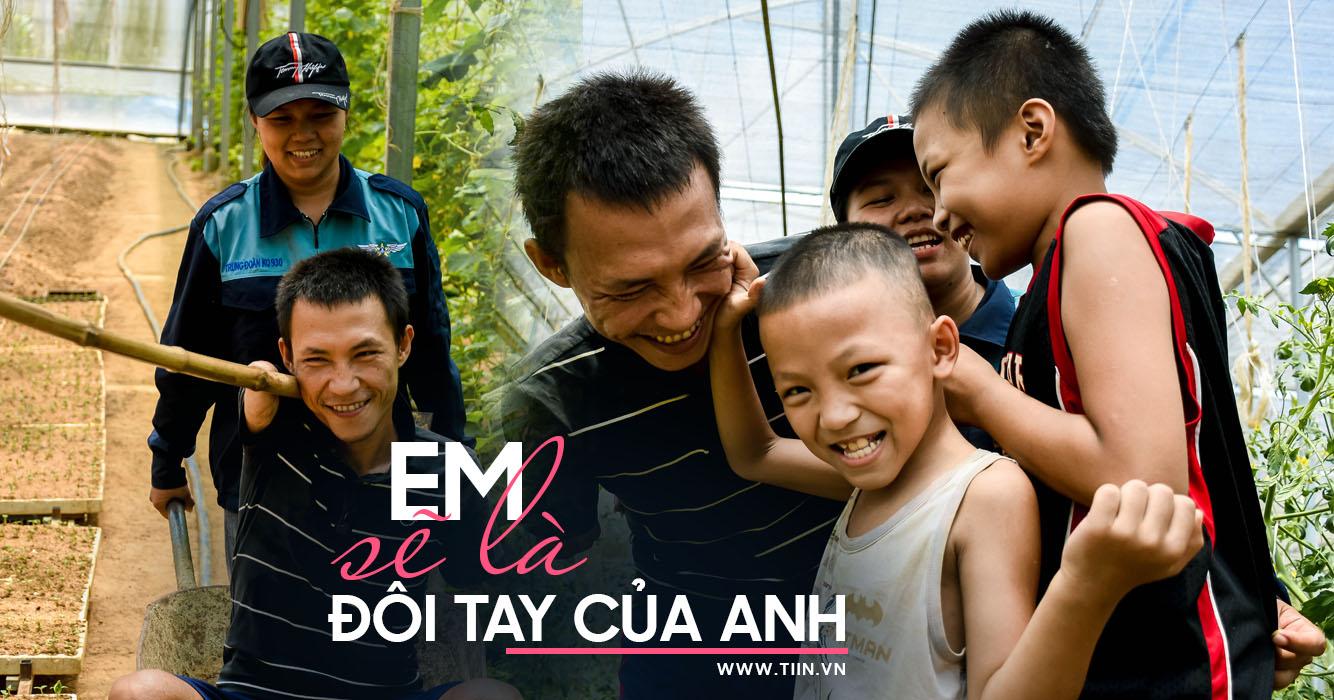 'Em sẽ là đôi tay của anh!': Cô gái Gia Lai theo chàng về Đà Nẵng, gia tài 10 năm là mối tình khắc cốt ghi tâm