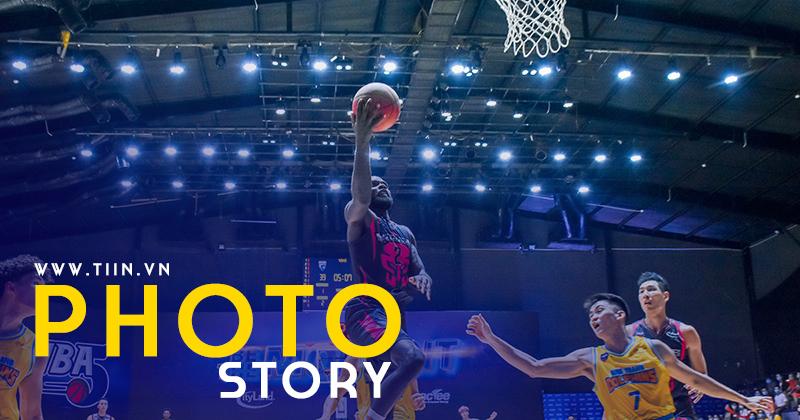 Photo Stoty: Thang Long Warriors phong độ ổn định, trở thành mối lo với các đối thủ ở VBA 2020