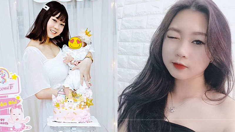 Động thái chính thức của Chi Bé nhóm 'hot teen Hà thành' khi bị dân mạng săm soi chuyện làm mẹ năm 18 tuổi