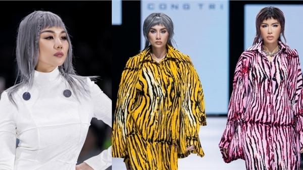 Thanh Hằng, Hoàng Yến, Minh Tú và dàn mẫu cá tính trong trang phục streetwear manghơi thở đương đại