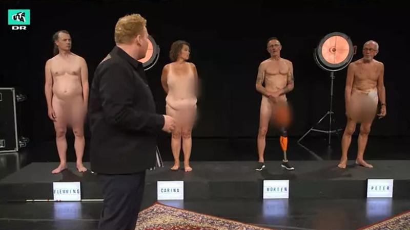 Để cơ thể 'trần như nhộng' trước mặt trẻ con, chương trình truyền hình bị chỉ trích dữ dội