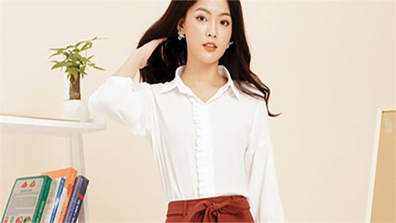 3 công thức phối sơ-mi trắng hoàn hảo trong mùa thu đông 2020 vừa dễ mặc vừa thời trang mà cô nàng nào cũng muốn sở hữu