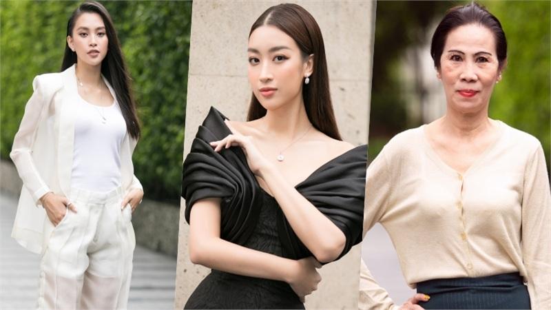 Tiểu Vy diện vest đầy thần thái, thí sinh U60 xuất hiện tại vòng sơ khảo Hoa hậu Việt Nam